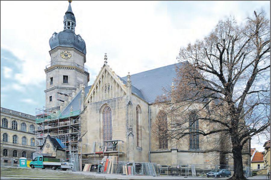 Altenburg Bartholomäikirche