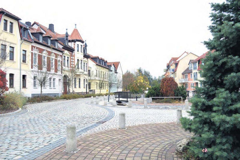 Brückenplatz Schmölln