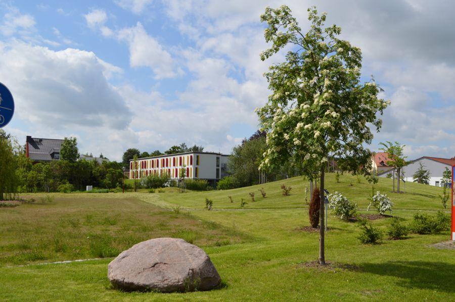 Rositz Parkanlage