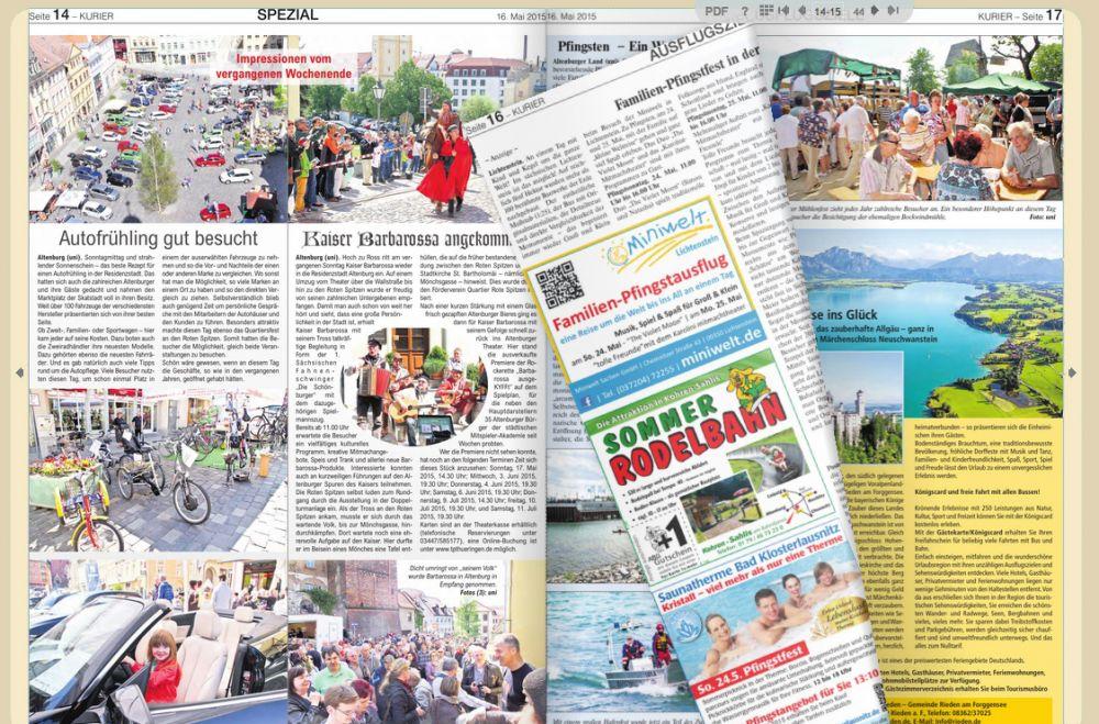 Kurier Online Zeitung