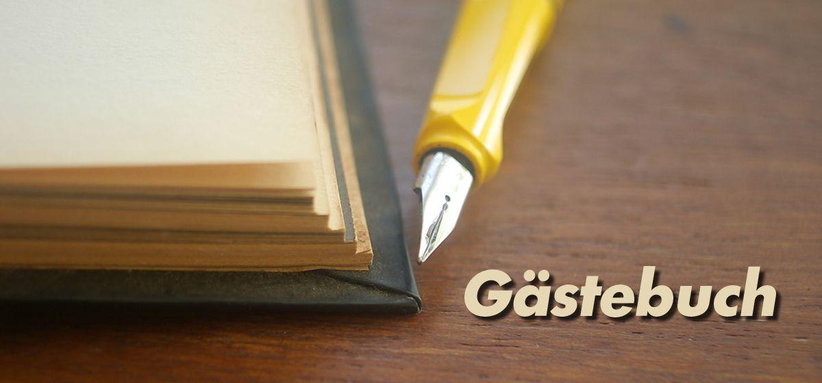 gaestebuch
